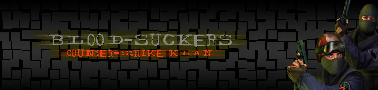 BloodSuckers Counter Strike Clan
