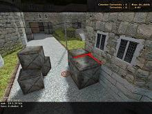 Counter Strike bug de_cbble