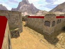 Counter Strike bug de_dust2